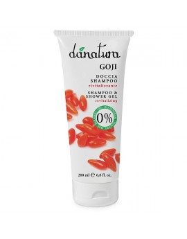 GOJI - szampon - żel - 200 ml